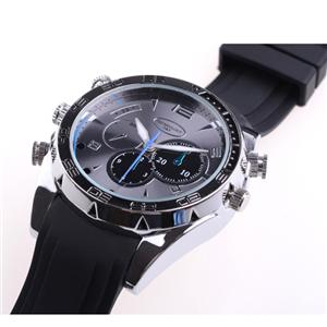 1080P HD Spy watch Cameras Infrared 4 LED Waterproof and night vision 8GB-32GB