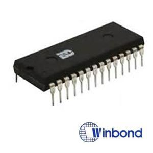 Chips de circuitos integrados Winbond Microcontroladores