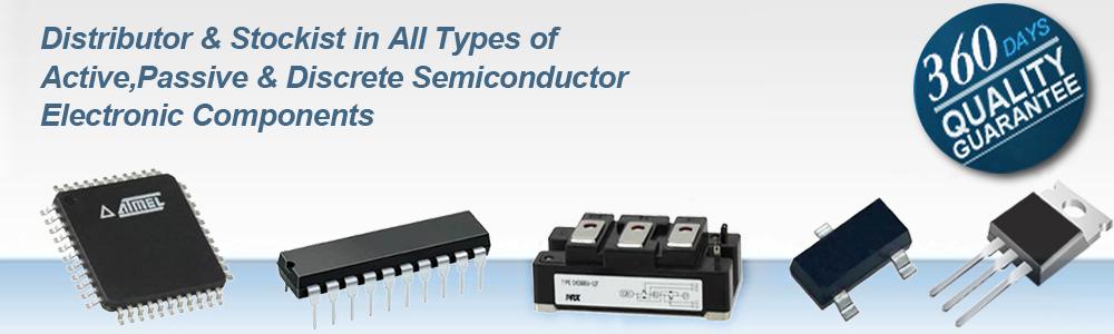 Inventario enorme de Semiconductores