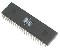 Chips de circuitos integrados ATMEGA8535 -16PU