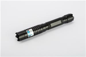 LM-860 blue laser pointer 1000mw burn cigarettes plastics CDs Adjustable focus Glasses